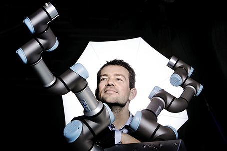 cobot Universal Robots 10 anni