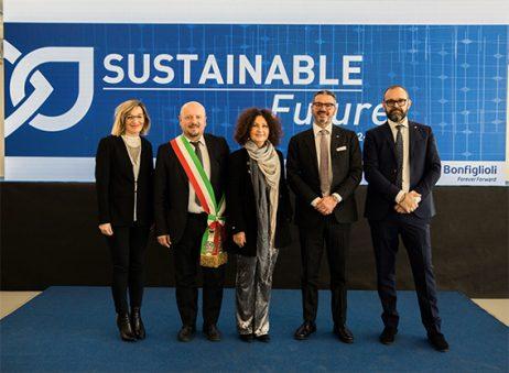 elettromobilità stabilimento Forlì Bonfiglioli
