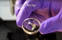 medicale stampa additiva diodi occhio bionico