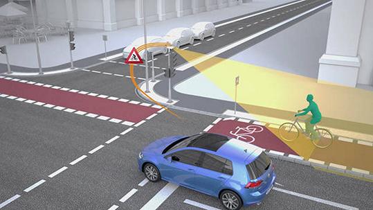 semafori intelligenti Siemens Volkswagen