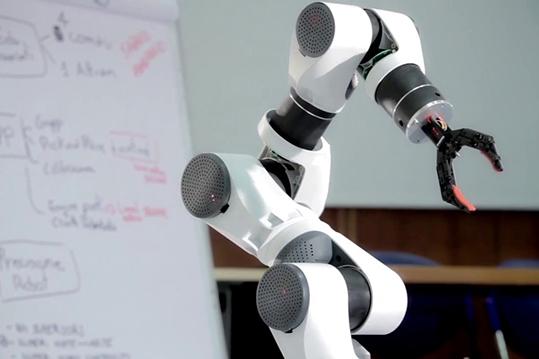 Comau robotica piattaforma didattica e.DO