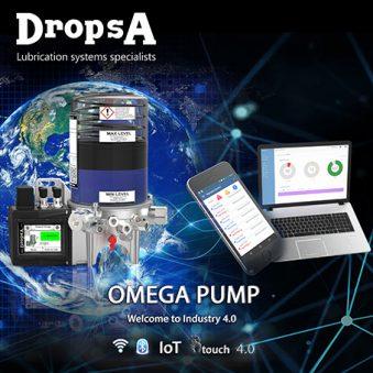 elettropompa automatica Omega Dropsa