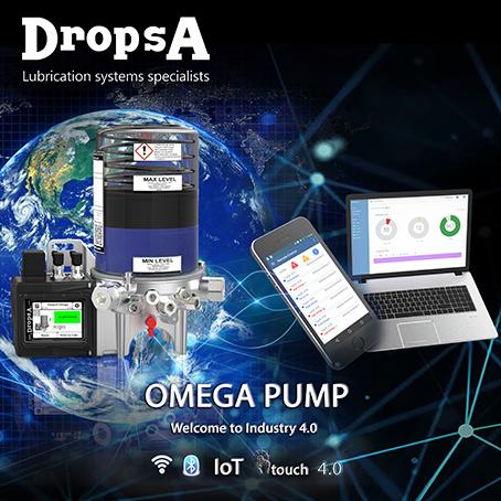 Dropsa pompa Omega automatica 4.0