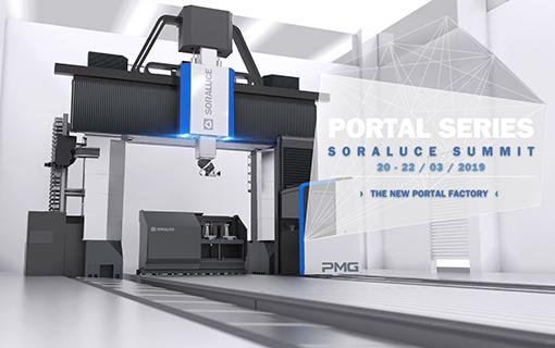 macchine a portale Soraluce Summit 2019