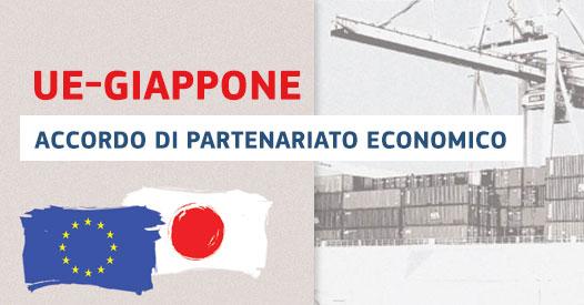 UE Giappone accordo dazi libero scambio