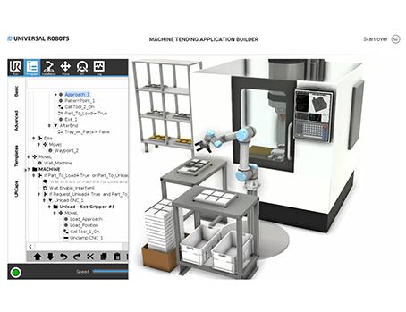 Universal Robots Application builder