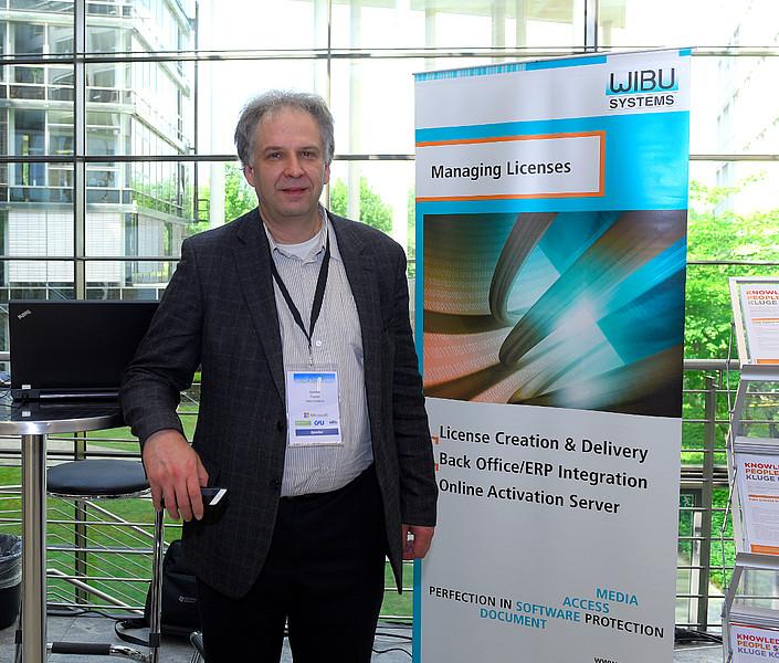 gestione licenze sicura Günther Fischer Wibu-Systems