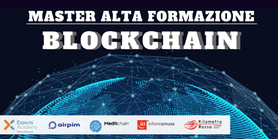 blockchain master formazione Experis Academy Kilometro Rosso