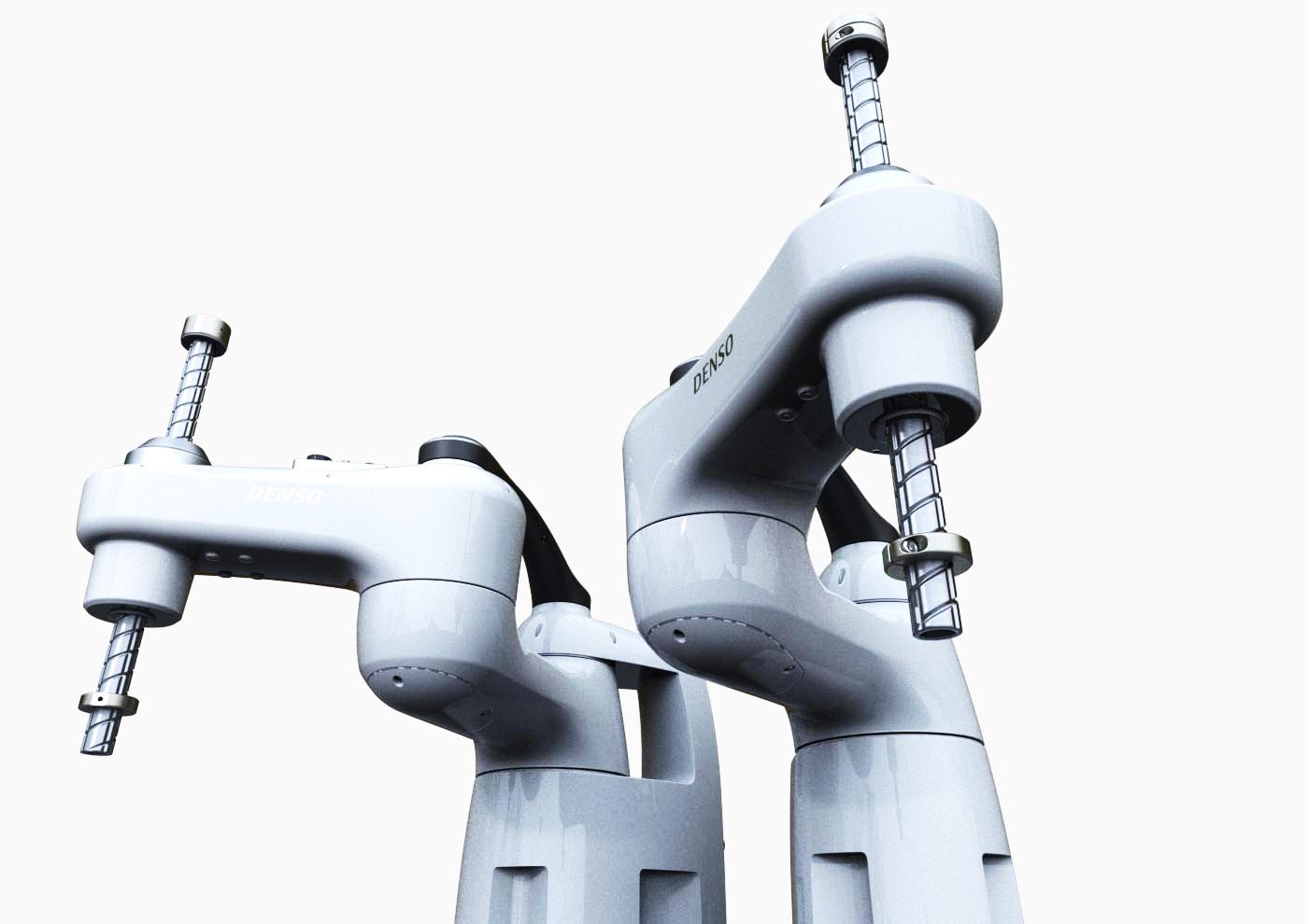 robot industriali Denso KLAIN robotics