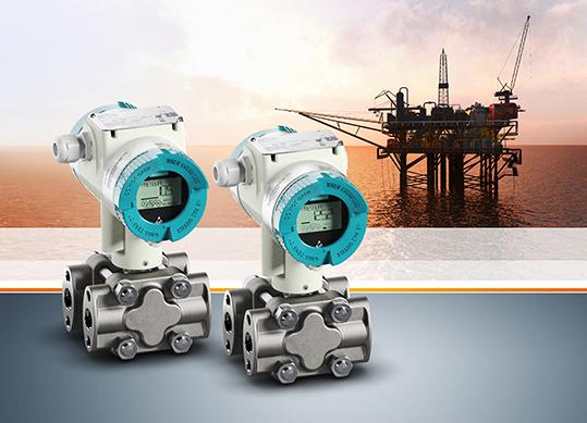 Erster Druckmessumformer mit Ferninbetriebnahme für funktionale Sicherheit / First pressure transmitters for remote commissioning of functional safety