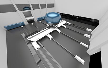 Bosch Rexroth simulatori guida autonoma BMW