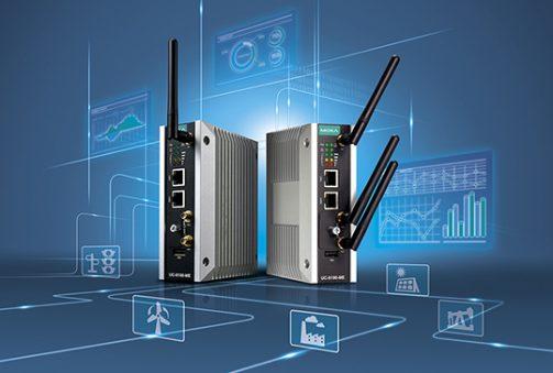 IIoT Edge convergenza OT/IT Moxa gateway Azure
