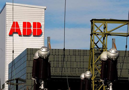 elettrificazione ferroviario ABB India