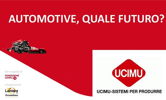automotive futuro auto elettrica Ucimu