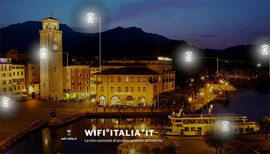 Wifi Piazza Wifi Italia SmartNation Mise