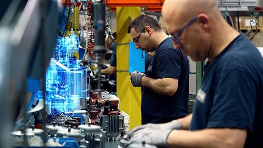 Siemens MOM DAB Pumps