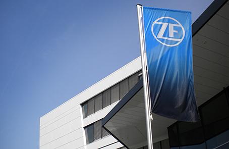 servizi digitali automotive partnership ZF Microsoft