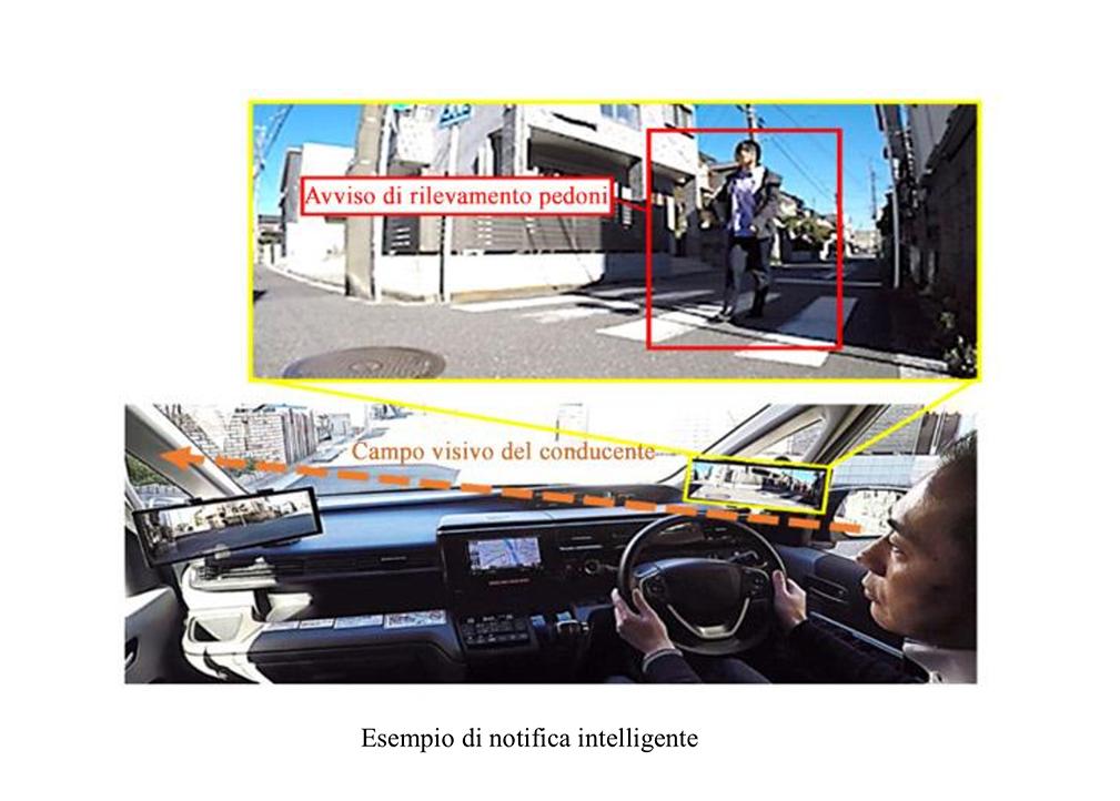 riconoscimento oggetti HMI mobilità intelligente Mitsubishi Electric