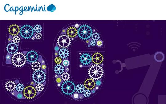 5G crescita industria Capgemini
