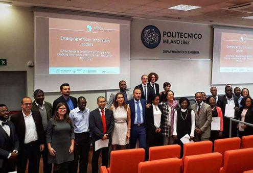 Innovazione Africa digitale Politecnico di Milano