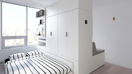 mobili robot Ikea Ori