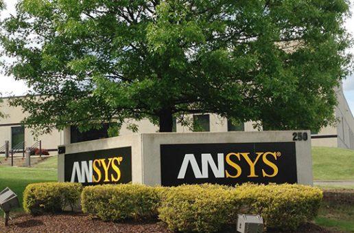 simulazione Ansys LG Electronics