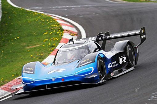 veicoli elettrici simulazione Ansys ID.R Volkswagen Motorsport