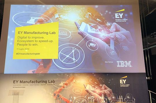 EY Manufacturing Lab 2019