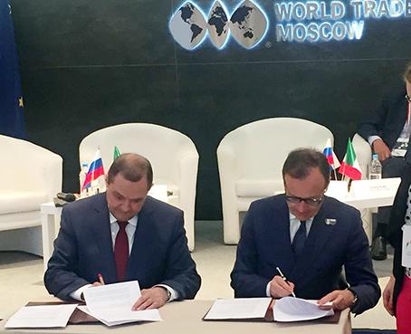 Ucimu-forum-italo-russo-Carboniero-MOU