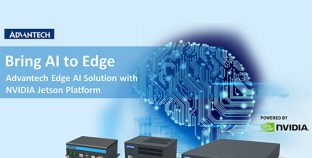 intelligenza artificiale edge Advantech NVIDIA
