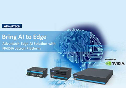 intelligenza artificiale edge Advantech NVIDIA