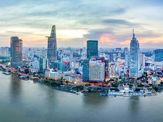 rete idrica Vietnam Ho Chi Minh City ABB