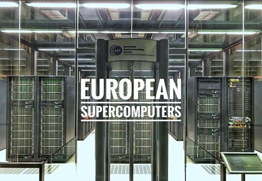 supercomputer EuroHPC