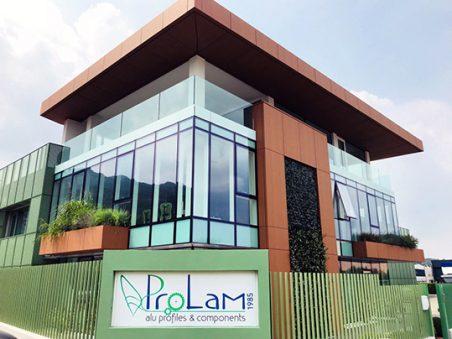ecopolimeri ProLam stampaggio materie plastiche