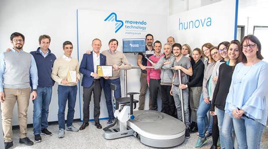 Movendo technology accordo Welion Generali