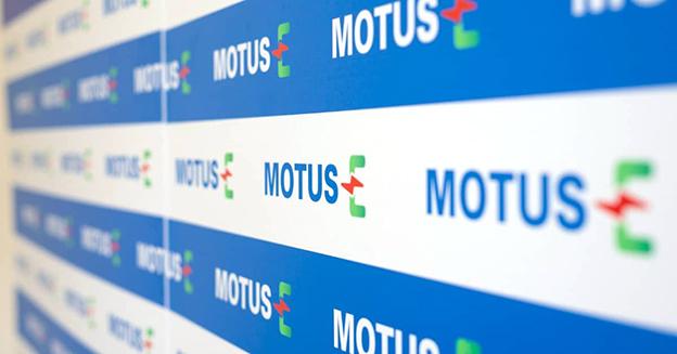 mobilità elettrica Motus E