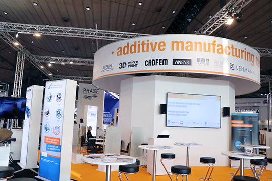 additive manufacturing EMO 2019
