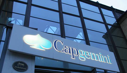 capgemini smart factory report