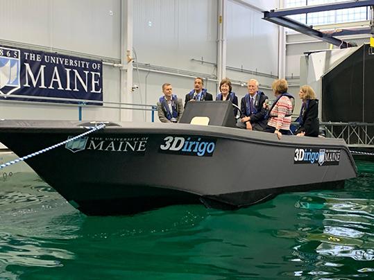 Camozzi Ingersoll barca 3D