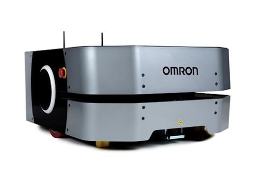 Omron LD 250 robot mobile