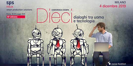 SPS Italia dialoghi uomo tecnologia