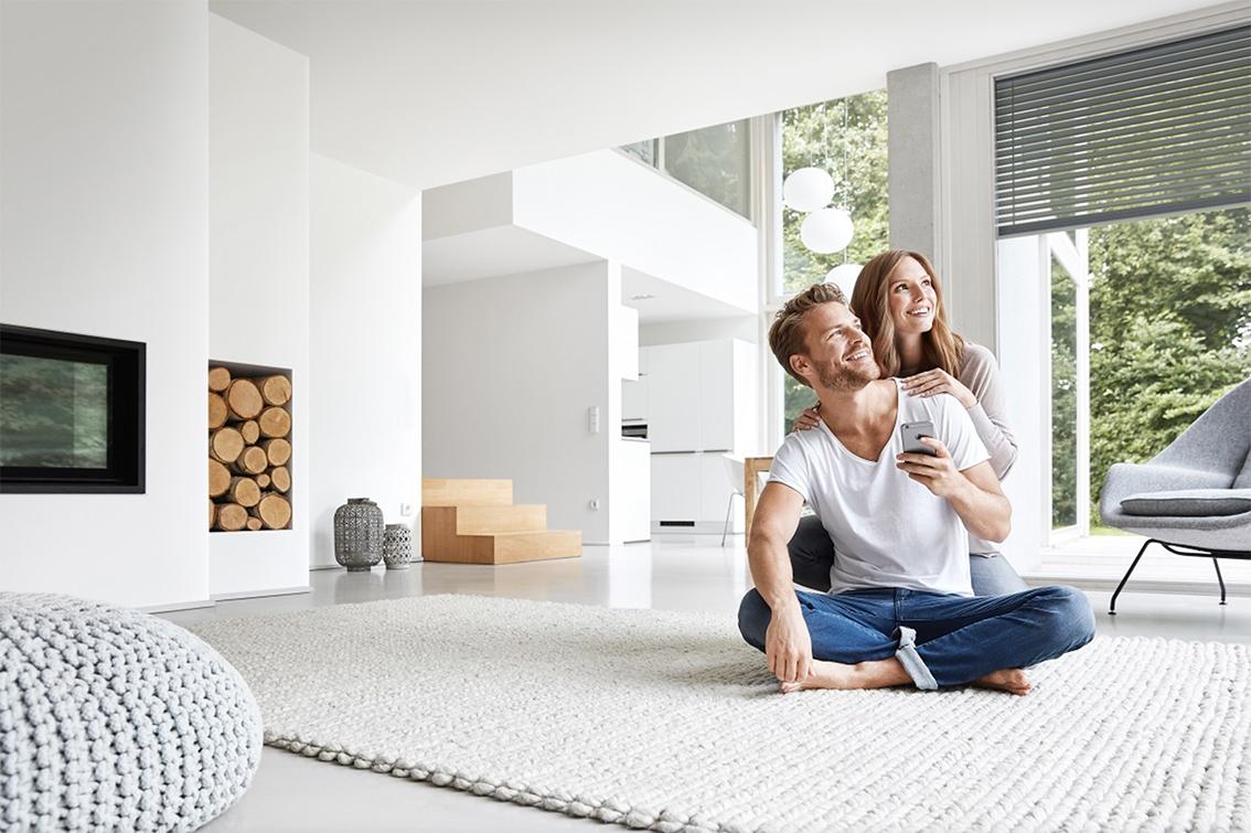 Casa aumentata smart home ABB
