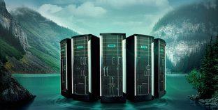 HPE-GreenLake-server-lake