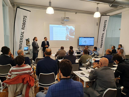 Universal-Robots-workshop-Piemonte