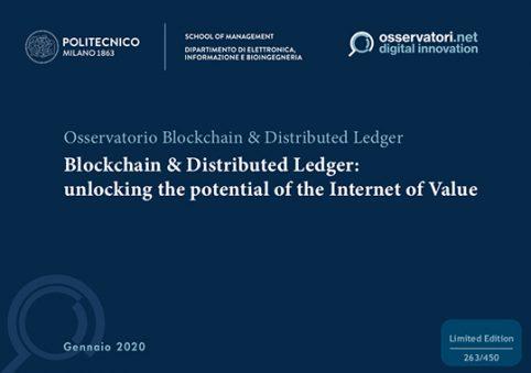 blockchain Osservatori Polimi
