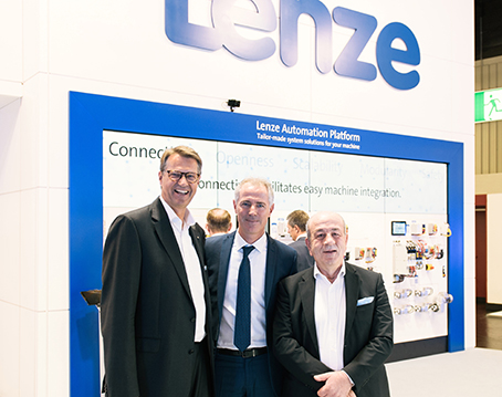 Lenze-partnership-Tex