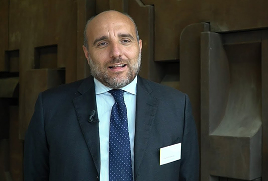 Paolo Forneris ad Cecomp