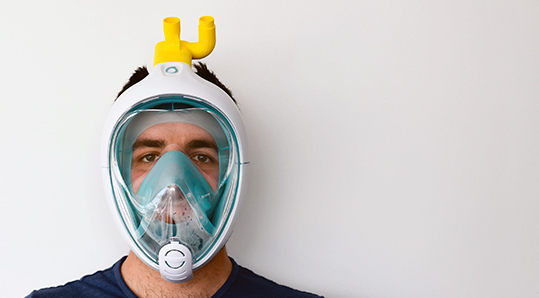 maschere respiratorie emergenza covid-19