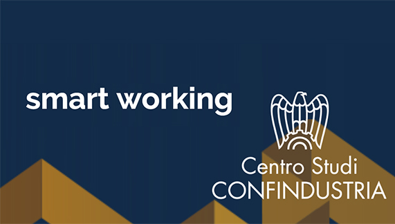 smart working Italia Confindustria