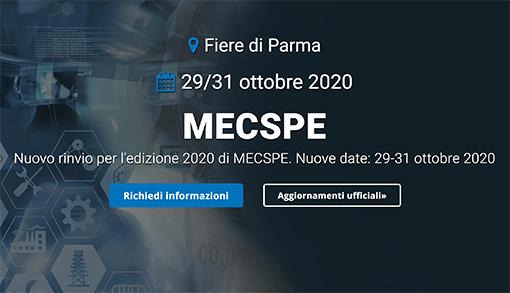 MecSpe-rinvio-ottobre